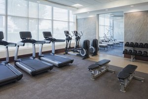 Fitness/ Exercise Room - Westin Hotel Mt Laurel