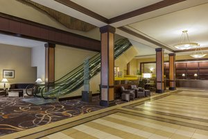 Lobby - Sheraton Inner Harbor Hotel Baltimore