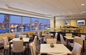 Bar - Sheraton Inner Harbor Hotel Baltimore