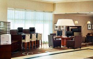 Lobby - Sheraton College Park Hotel Beltsville