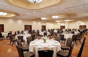 Ballroom - Sheraton College Park Hotel Beltsville