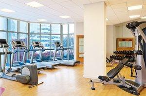Fitness/ Exercise Room - Sheraton College Park Hotel Beltsville