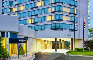 Exterior view - Sheraton College Park Hotel Beltsville