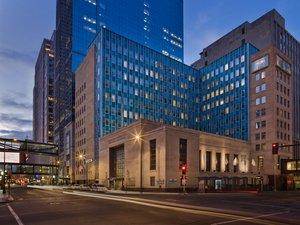 Exterior view - Westin Hotel Minneapolis