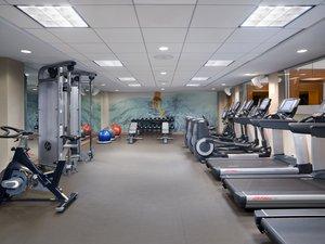 Fitness/ Exercise Room - Westin Hotel Minneapolis