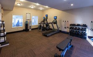 Fitness/ Exercise Room - Staybridge Suites Harrisburg