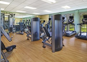 Fitness/ Exercise Room - Equinox Resort & Spa Manchester Village