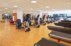 Fitness/ Exercise Room - Sheraton Hotel Downtown Denver