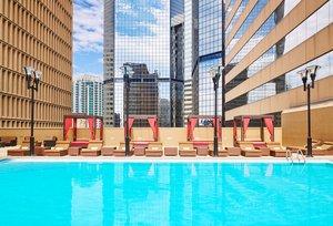 Pool - Sheraton Hotel Downtown Denver