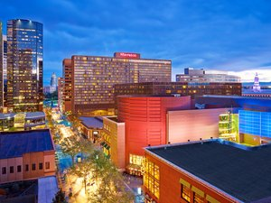Exterior view - Sheraton Hotel Downtown Denver