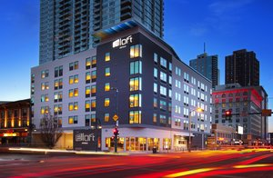 Exterior view - Aloft Hotel Downtown Denver