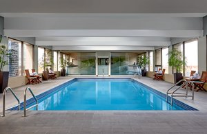 Pool - Westin Hotel Calgary