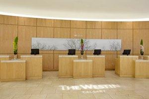 Lobby - Westin Hotel Calgary
