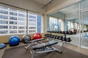 Fitness/ Exercise Room - Westin Hotel Calgary