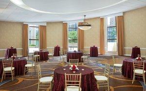 Ballroom - Sheraton Hotel Silver Spring
