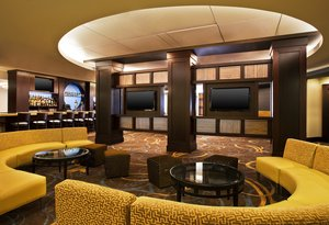 Lobby - Sheraton Hotel Silver Spring