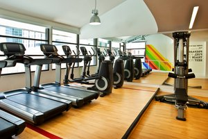 Fitness/ Exercise Room - Sheraton Hotel Silver Spring