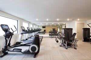 Fitness/ Exercise Room - Element by Westin Hotel Harrison
