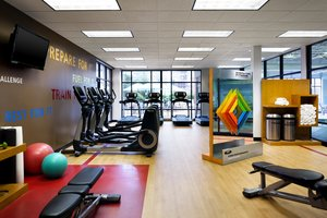Fitness/ Exercise Room - Sheraton Station Square Hotel Pittsburgh