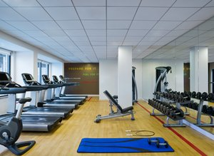 Fitness/ Exercise Room - Sheraton Hotel University City Philadelphia