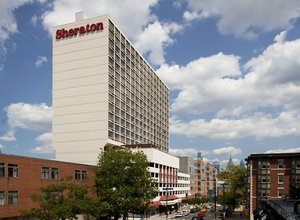 Exterior view - Sheraton Hotel University City Philadelphia