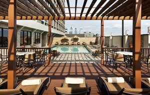 Pool - Sheraton Hotel University City Philadelphia