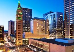 Exterior view - Westin Denver Downtown Hotel