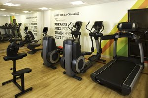Fitness/ Exercise Room - Sheraton Suites Airport Orlando