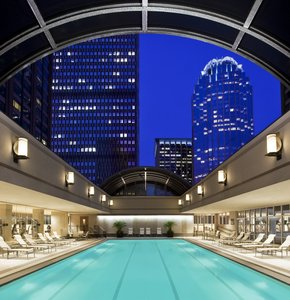 Pool - Sheraton Hotel Boston
