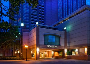 Exterior view - Sheraton Hotel Boston