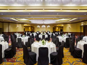 Ballroom - Sheraton Hotel at Monarch Place Springfield