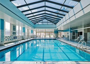 Pool - Sheraton Hotel at Monarch Place Springfield