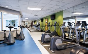 Fitness/ Exercise Room - Sheraton Hotel at Monarch Place Springfield