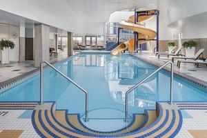 Pool - Sheraton Suites Eau Claire Calgary