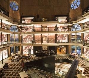 Lobby - Liberty Hotel Boston
