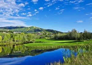 Golf - Sheraton Steamboat Resort Villas Steamboat Springs