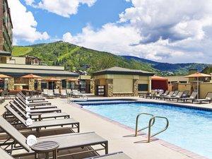 Pool - Sheraton Steamboat Resort Villas Steamboat Springs