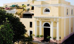 Exterior view - Hotel El Convento Old San Juan