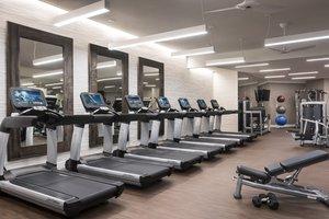 Fitness/ Exercise Room - Ritz-Carlton Hotel Denver