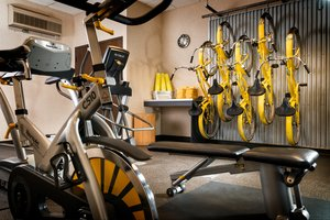 Fitness/ Exercise Room - Staypineapple Watertown Hotel Seattle