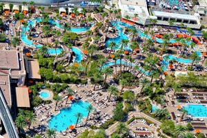 Pool - Skylofts at MGM Grand Hotel Las Vegas
