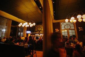 Restaurant - Lenox Hotel Boston