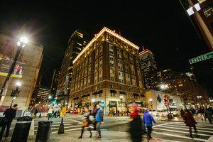 Exterior view - Lenox Hotel Boston