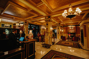 Lobby - Lenox Hotel Boston