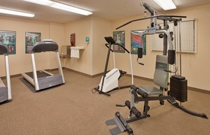 Fitness/ Exercise Room - Candlewood Suites Overland Park