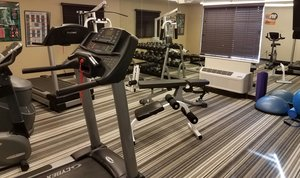 Fitness/ Exercise Room - Candlewood Suites West Des Moines