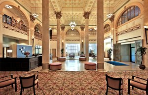 Lobby - Holiday Inn Express Downtown Baltimore
