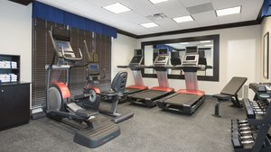 Fitness/ Exercise Room - Holiday Inn Airport Indianapolis