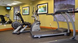 Fitness/ Exercise Room - Holiday Inn Hotel & Suites Daytona Beach