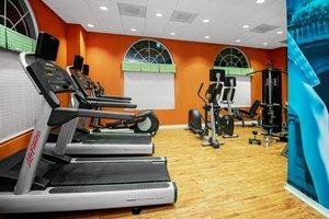 Fitness/ Exercise Room - Hotel Indigo Galleria Houston